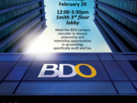 BDO Info Table