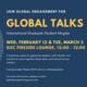 Global Talk International Grad Mingle