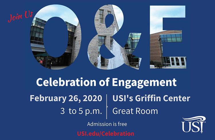Celebration of Engagement  at Griffin Center