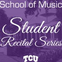 Student Recital Series: Dongyu Li, cello. Yuan Liu, piano