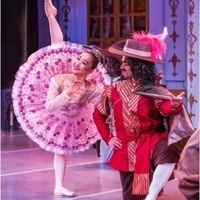 (Yuka Oba-Muschiana & Ryan Sims, The Sleeping Beauty; Photo: Alante Photography)