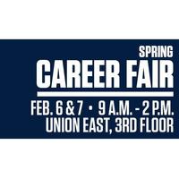 Spring Career Fair 2020