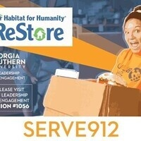 Serve912 Statesboro Thursday Habitat for Humanity Restore Trip (Cancelled)