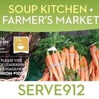 Serve912 Statesboro Soup Kitchen/Farmer's Market Trip