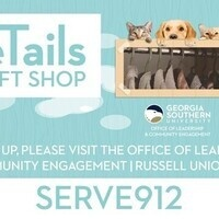 Serve912 Statesboro ReTails Thrift Store Trip