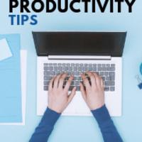 Productivity Tips Seminar   LTS