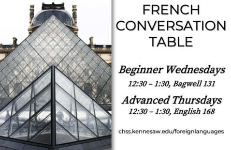 French Conversation Tables