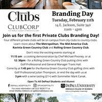 Private Clubs Branding Day
