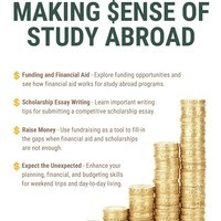 Making $ense of Study Abroad: Raise Money