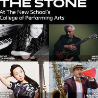 The Stone at The New School Presents Marc Ribot, Nick Dunston, Jay Rodriguez and Chad Taylor