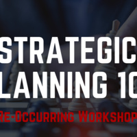 Strategic Planning 101