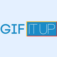 Gif it up logo