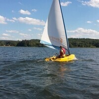 Community Sailing with Friends of Yellow Creek