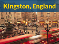 Study abroad in Kingston, England
