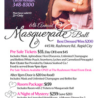 6th Annual Masquerade Ball