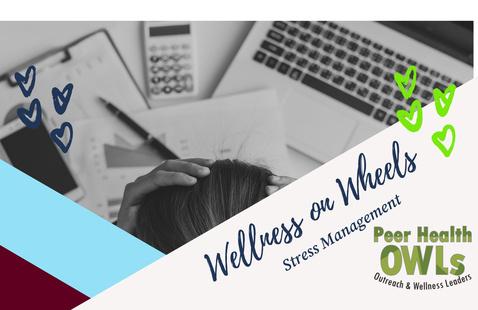 Wellness on Wheels: Stress Managment