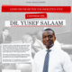 Lessons from the Exonerated Five Dr. Yusef Salaam on Friday, February 7 at 12:00pm in the Majestic Palm room in the Boca Raton Student Union.