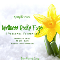 Wellness Rocks Expo - CANCELLED