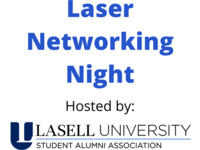 Laser Networking Night Hosted by Lasell University Student Alumni Association