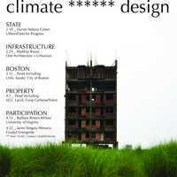 VIRTUAL ONLY: Climate ******* Design | CDD Forum 2020