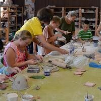 Friends & Family Sunday - Clay Play! Summer Series