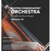 Boston Conservatory Orchestra