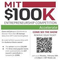 MIT 100k Accelerate