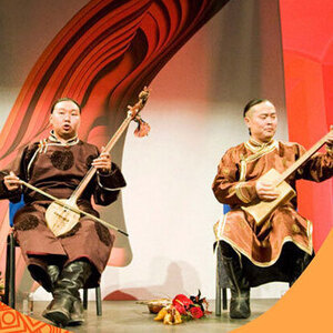 Alash Tuvan Throat Singers