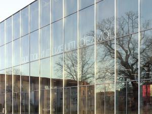 Addenda Architects, Bauhaus Museum Dessau. ©Maxime Delvaux.