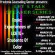 Let's Talk Speaker Series