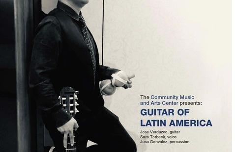 CANCELED: Guitar of Latin America