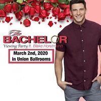 CDU Presents: Bachelor Watch Party ft. Blake Hortsmann