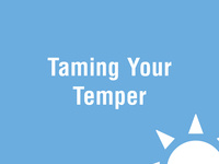 Taming Your Temper