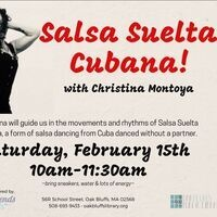 Salsa Suelta Cubana Dance Class