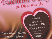 Valentine's Day at Okenshields