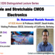 IEEE Electron Devices Society Distinguished Lecture on Stretchable and Flexible Electronics