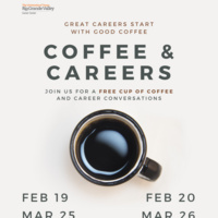 Coffee & Careers (Brownsville Campus)