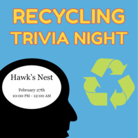 Late Night Trivia - RecycleMania | Sustainability