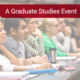 Graduate Studies Profressional Development Lunch & Learn