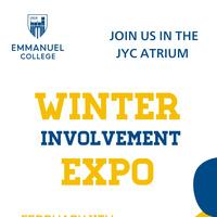 Winter Involvement Expo