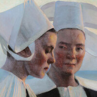 "Exhibition: In Dialogue: Cecilia Beaux's ""Twilight Confidences"""