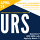 Undergraduate Research Symposium (URS)