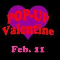 Toddler Tuesday: Pop-Up Valentine
