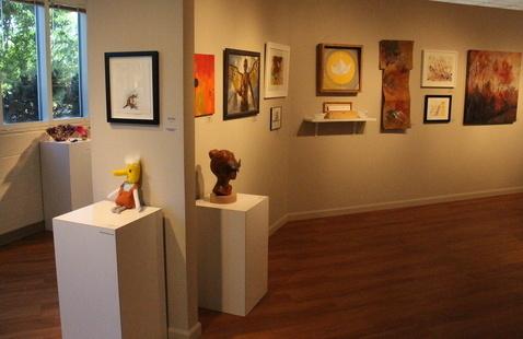Virtual: Capstone I Exhibition: Studio Art