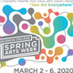 Spring Arts Week:  Drawing Outdoors