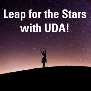Leap for the Stars with UDA!