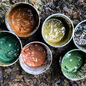 Paint with Mud