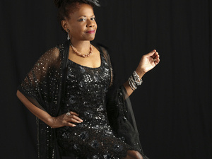Grammy nominated jazz vocalist Catherine Russell