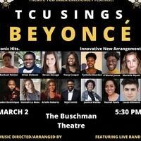 TCU Sings Beyonce