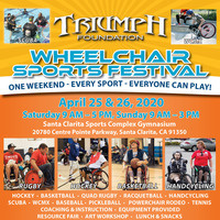 Triumph Foundation's Wheelchair Sports Festival 2020